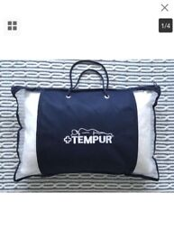 Brand New Luxury TEMPUR travel pillow. RRP £65