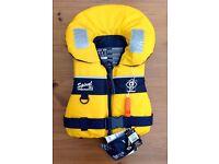 Brand New Crewsaver Spiral 100 Large Child Lifejacket