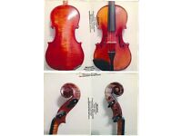 Italian violin by Michel Eggimann 1991 with certificate