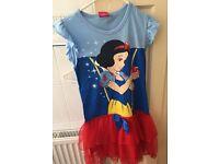 Snow White,Cinderella,Hello Kitty frilly dresses £5 each