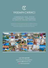 Commercial Real Estate Photography, Videography & Creative Design Services