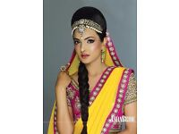 Asian Bridal/Occassion Hair & makeup artist