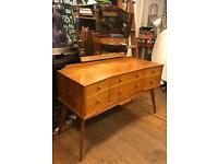 Alfred Cox For Heals- 1950's Dressing Table- Vintage