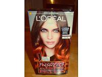 L'Oreal Préference Copper Ombré Hair Colour