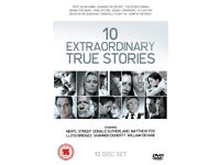 10 DVD box set from the True Stories