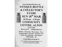 Alton Bottle Fair: 18th Mar