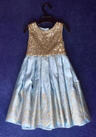 PARTY DRESS FOR 5 YEAR OLD