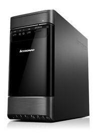 Lenovo H520E Tower Desktop Intel Dual Core i3 3240T , 4GB RAM,1TB HDD, Windows 8