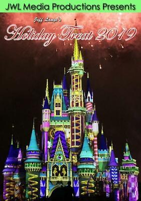 Walt Disney World Mickey's Very Merry Christmas Party 2019 DVD Fireworks, Parade ()