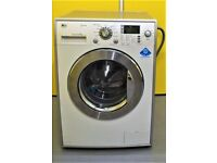 LG Steam Direct Drive 8kg Washing Machine