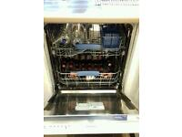 Intergrated Indesit DIF16M1 dishwasher never used