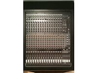 Mackie Onyx 1640i Mixing Desk (Very Good Condition) / Live Music