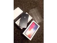iPhone X 64GB EE Brand New £650 !!