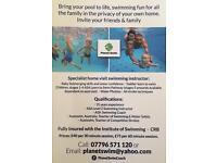 PLANET SWIM home visit swimming lessons