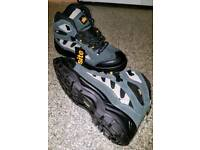 Site Granite safety boots size 8 New