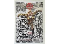 Age of Ultron Marvel Comic Signed