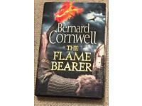 Bernard Cornwell: The Flame Bearer, hardback