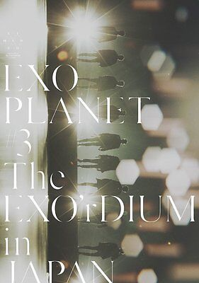 EXO PLANET #3 The EXO'rDIUM in JAPAN 2DVD, Photo Book Limited Edition 213 min.