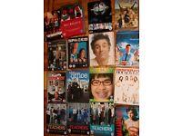 16 DVD BOX SETS