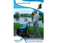 Electric Wheelchair Carers