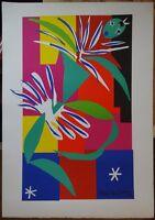 Henri Matisse : ,ballerina Creoli, Litografia Firmata In Colori Raro - matisse - ebay.it