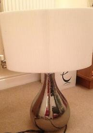 Homebase table lamp.