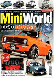 MINI WORLD MAGAZINE February 2013