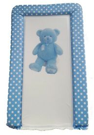 Baby boys changing mat