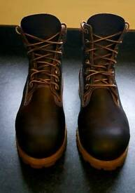 Timberland Men's Heritage Boots Brown Size 8 W