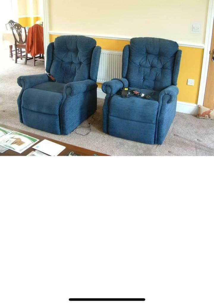 Riser recliner chair | in Ammanford, Carmarthenshire | Gumtree