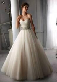 Mori Lee 5276 Wedding Dress