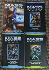 Mass Effect 1-4 Comics plus Bonus Preview Issues