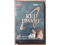 Red Dwarf season 5 DVD