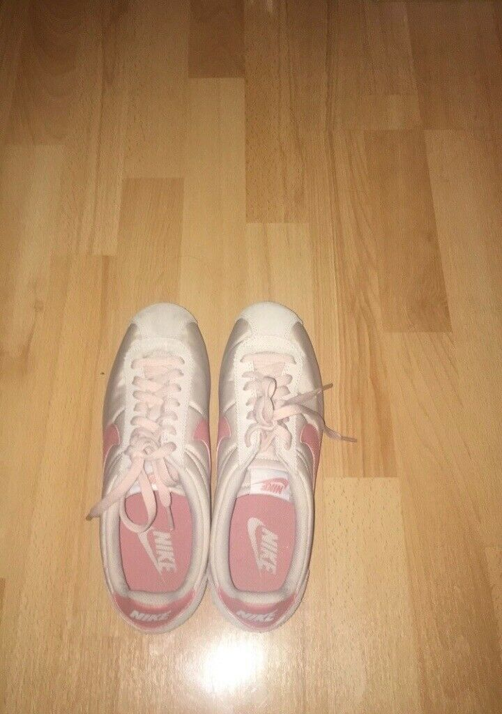 buy online 4bd00 f8925 Ladies Size 7 Pink Nike Cortez Trainers   in Moseley, West Midlands    Gumtree