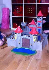 Playmobil Knight's Castle and accessories