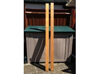 13 x pieces of planed white timber - nice bargain for £ 47 ovno
