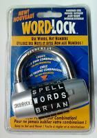 Word-lock New in seal package