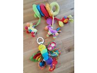 Colourful Lamaze Baby Toys 2nd hand good condition