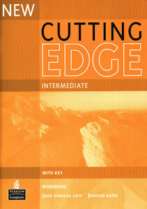 Longman NEW CUTTING EDGE Intermediate Workbook with Key @NEW@