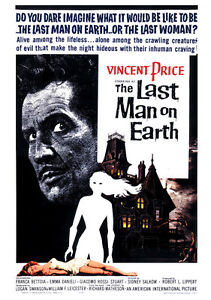Vincent Price - The Last Man On Earth