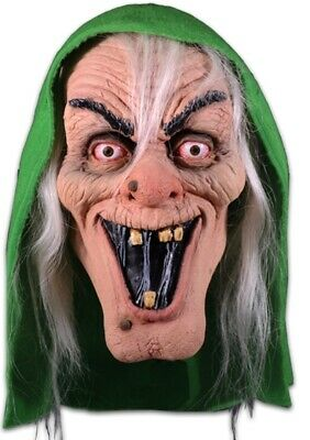 EC Comics Tales From The Crypt Vault Of Horror Keeper Mask Adult Latex Horror