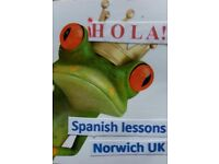 SPANISH LESSONS IN NORWICH