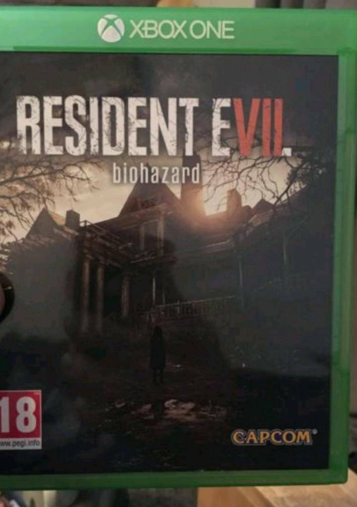 Resident Evil 7 Xbox One As New In Beverley East