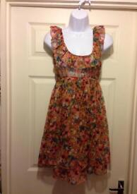 Floral Babydoll Dress from Glamorous at Dorothy Perkins
