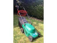Qualcast Cobra quiet 32 Lawn Mower