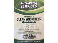 K&G Gardening Services