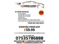 Car carbon cleaning service