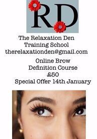 Online Training Courses with The Relaxation Den