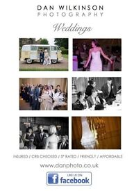 Leeds Wedding Photographer & Other - Experienced / Insured / 5* rated / Affordable / Friendly :)