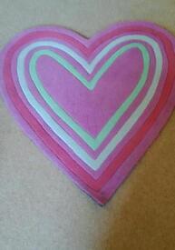 Girls rug from Next